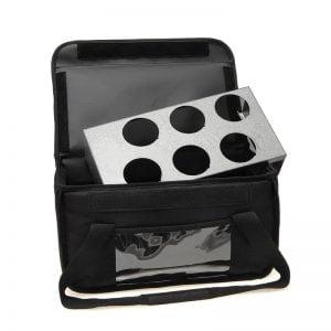 Τσάντα ισοθερμική delivery 6 θέσεων