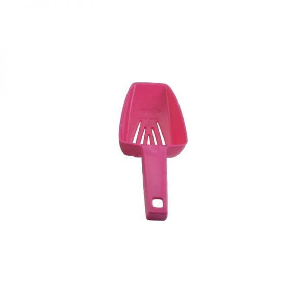 Διάτρητη σέσουλα πάγου ροζ φωσφοριζέ matte The Bars
