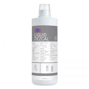 Liquid Dezcal Urnex υγρό καθαριστικό αλάτων για μηχανές καφέ