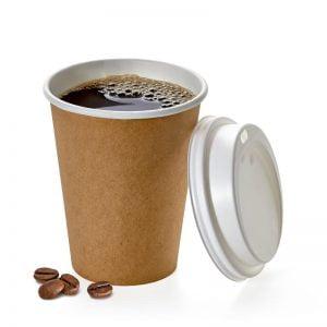 Χάρτινο ποτήρι καφέ craft